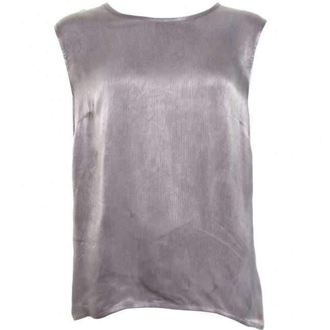 Womens Grey Typical Top