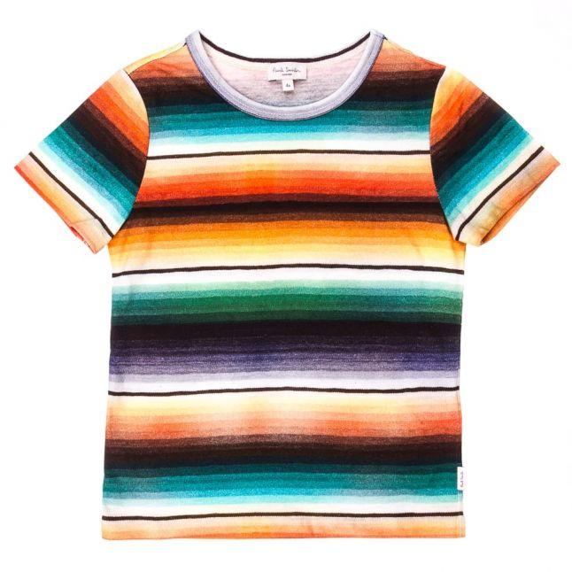 Boys Multi Nicolino S/s Tee Shirt
