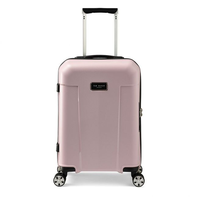 Womens Blush Pink Flying Colours Small Suitcase