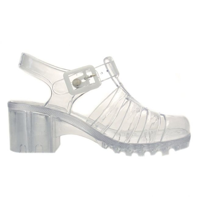 Girls Clear Ice Cream Jelly Sandals (28-39)
