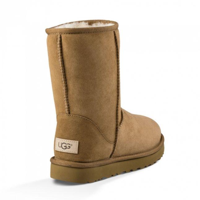 Womens Chestnut Classic Short II Boots
