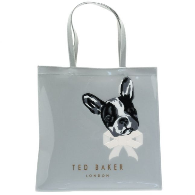 Womens Ash Appcon Cotton Dog Large Icon Bag