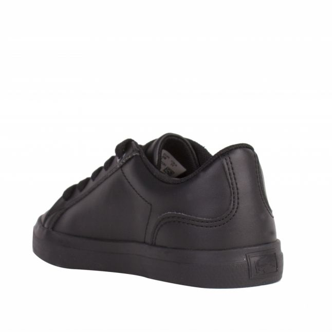 Child Black Lerond Trainers (12-11)