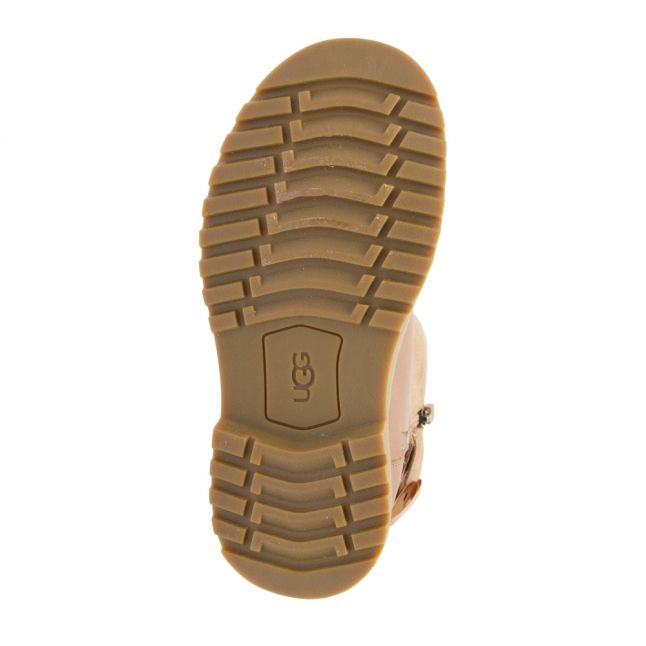 Kids Chestnut Tara Bow Boots (12-5)