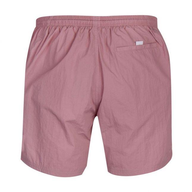Mens Dusky Pink Octopus Swim Shorts