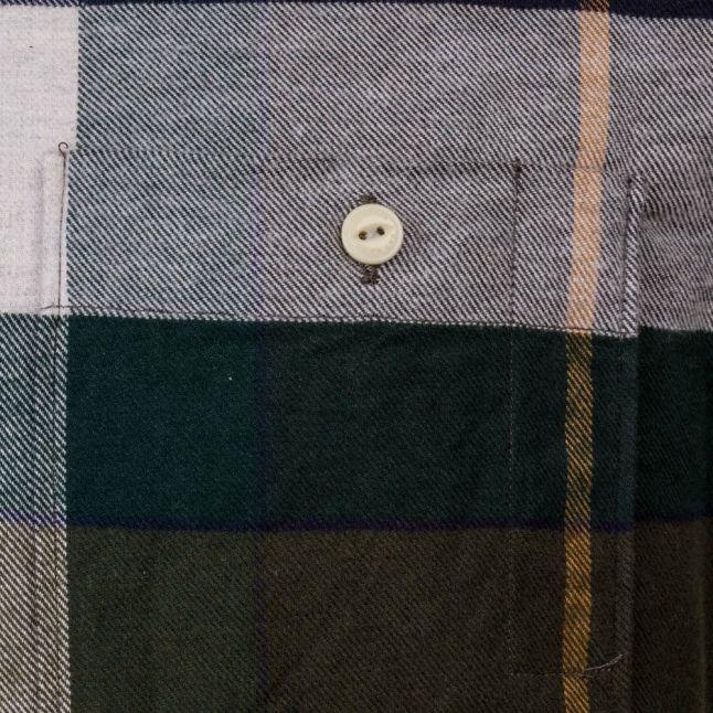 Heritage Mens Ancient Tartan Johnny Slim Fit L/s Shirt