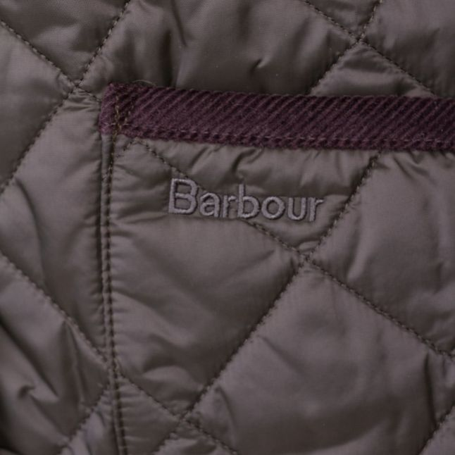 Heritage Womens Sage Oversized Liddesdale Jacket