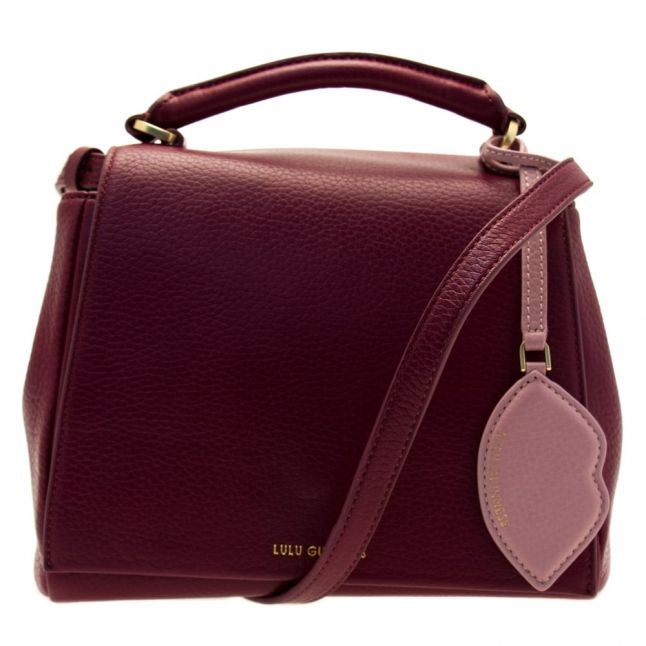 Womens Cassis Leather Rita Small Bag