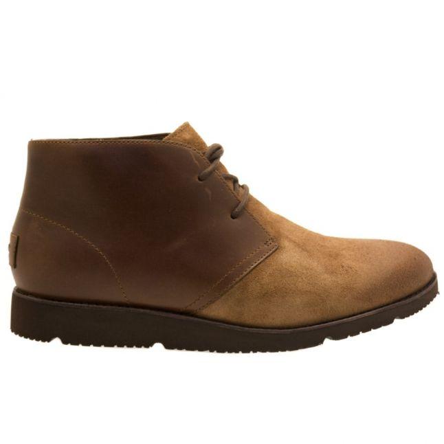 Mens Dark Chestnut Blackwell Boots