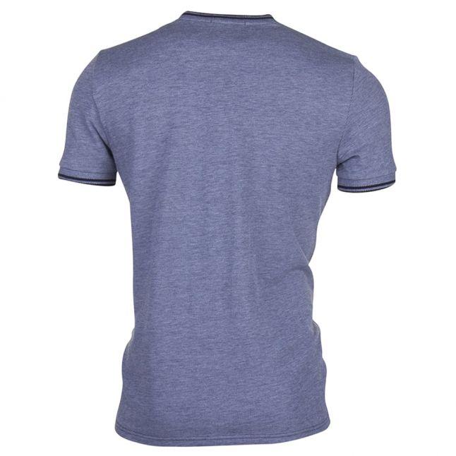 Mens Dark Carbon Twill Jersey S/s Tee Shirt
