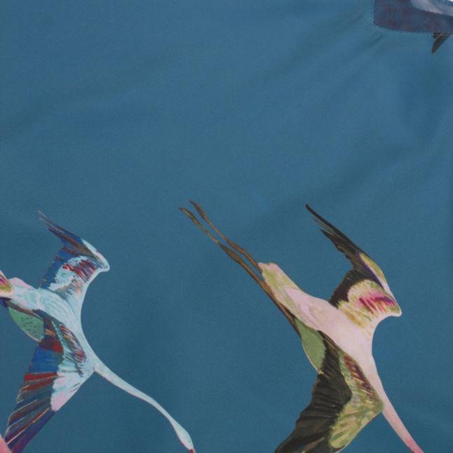 Womens Teal Blue Opala Wonderland Cami Top
