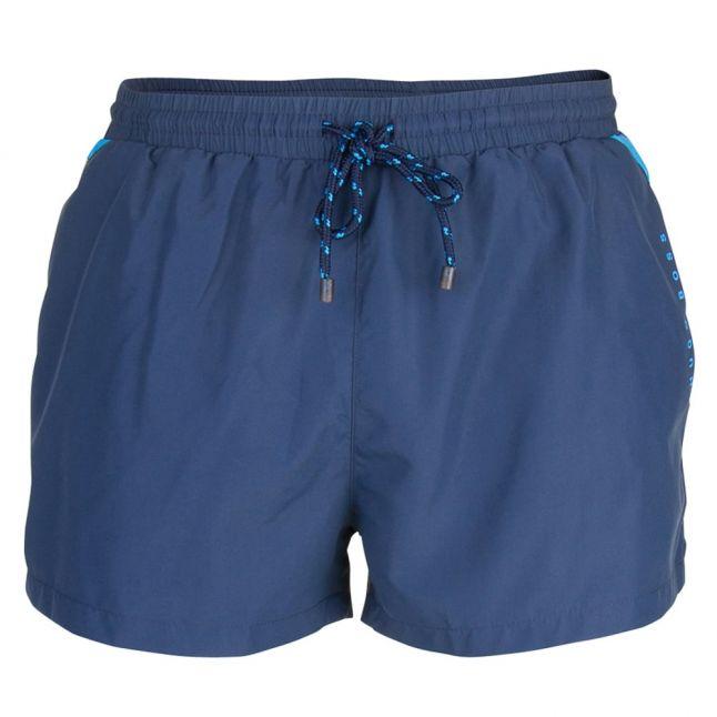 Mens Navy Mooneye Swim Shorts