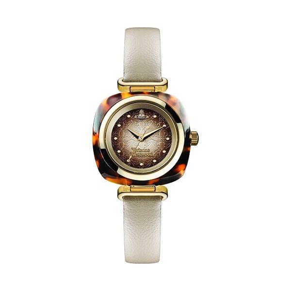 Womens Tortoiseshell Beckton Watch