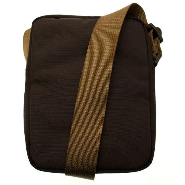 Mens Black Pouch Bag