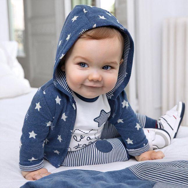 Baby Indigo Be a Star 3 Piece Tracksuit