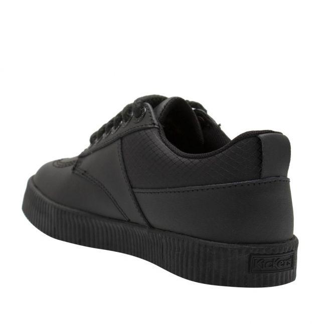 Youth Black Tovni Flex Shoes (3-6)