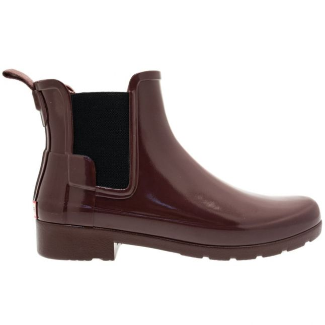Womens Dulse Original Refined Chelsea Gloss Wellington Boots