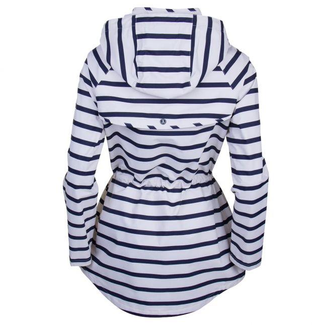 Lifestyle Womens Navy & White Trevose Stripe Jacket