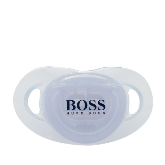 Baby Pale Blue Branded Dummy