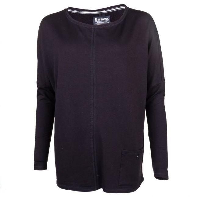 Womens Black Arlen Sweater