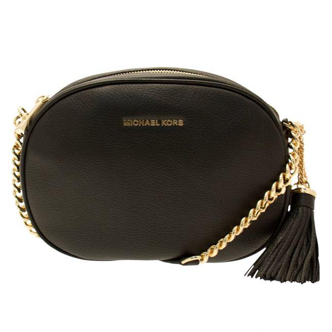 Womens Black Ginny Medium Cross Body Bag