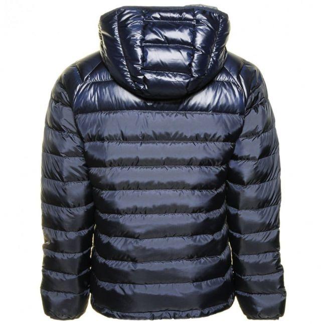 Mens Dark Sapphire Convey Down Jacket