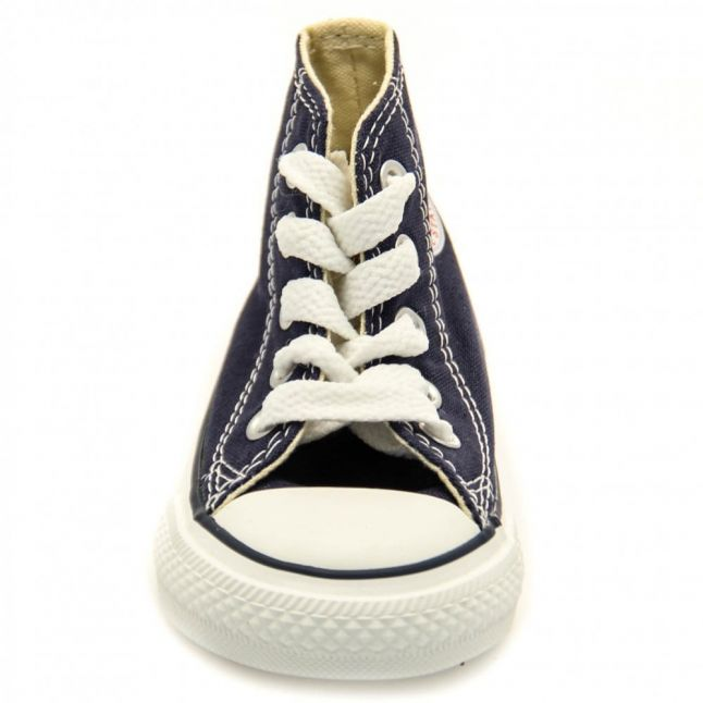 Infant Navy Chuck Taylor All Star Hi (2-9)