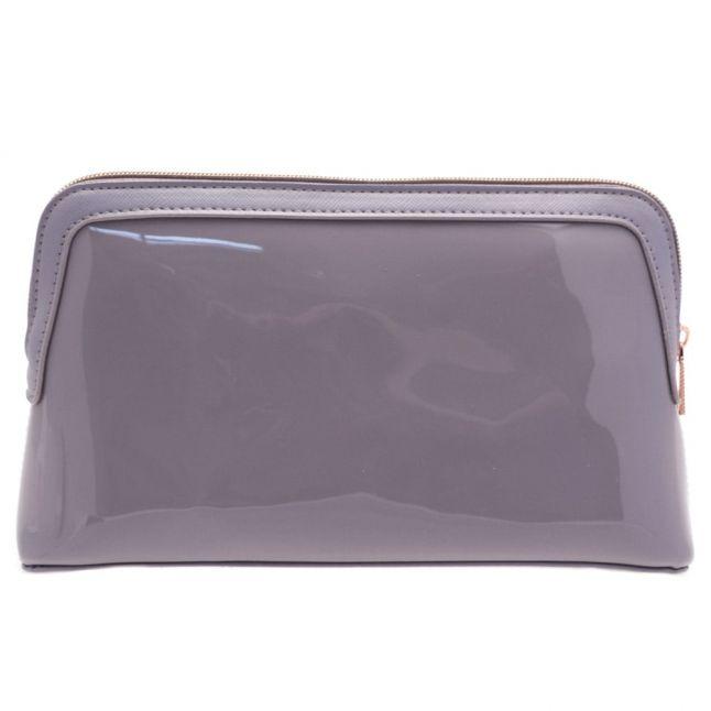 Womens Mid Purple Madlynn Large Wash Bag