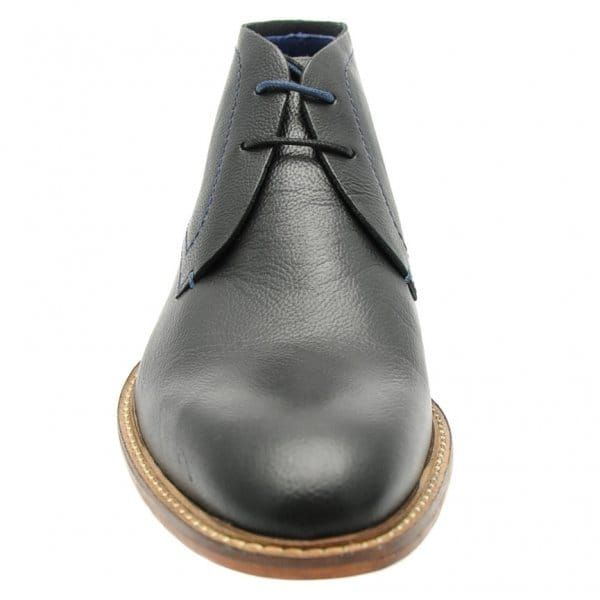 Mens Black Torsdi 2 Ankle Boots