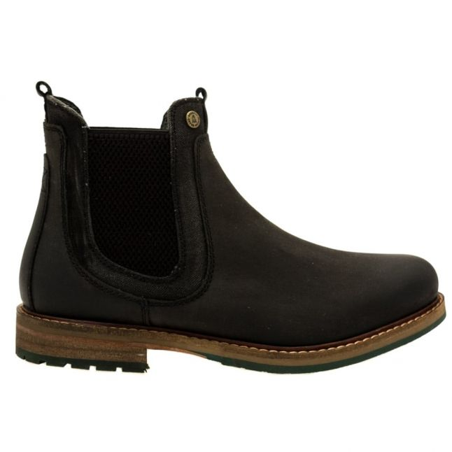 Lifestyle Mens Black Cullercoats Chelsea Boots