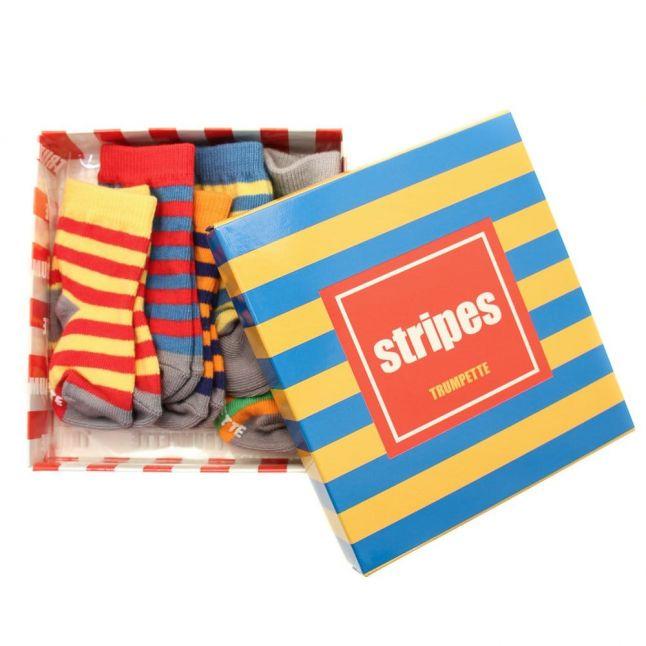 Baby Multi Stripes Socks Set