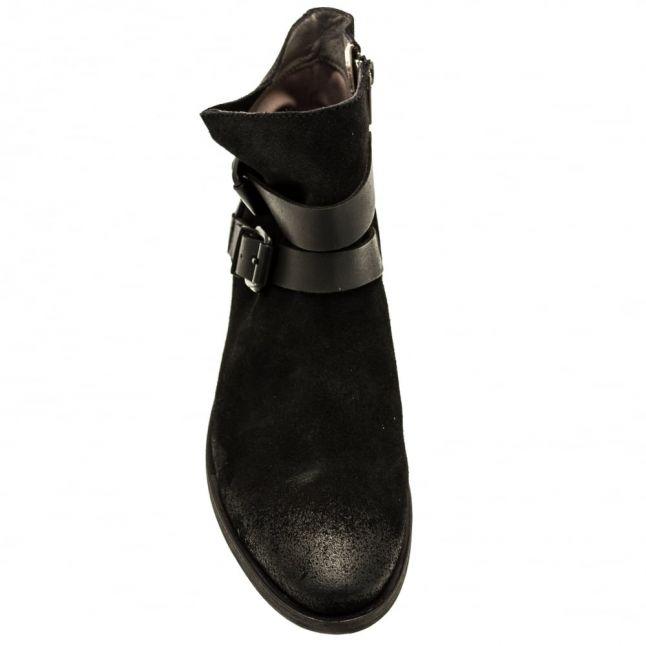 Womens Black Meeya Boots