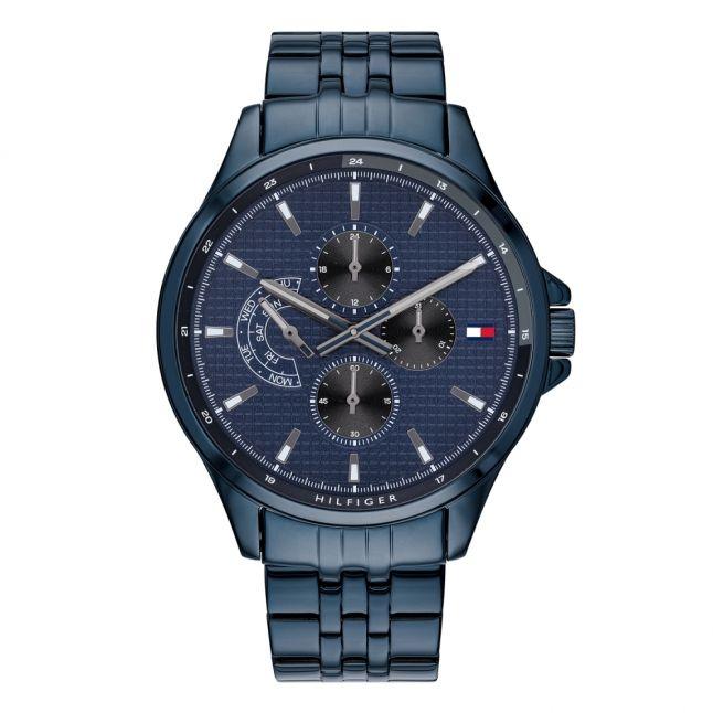 Mens Blue Shawn Bracelet Watch