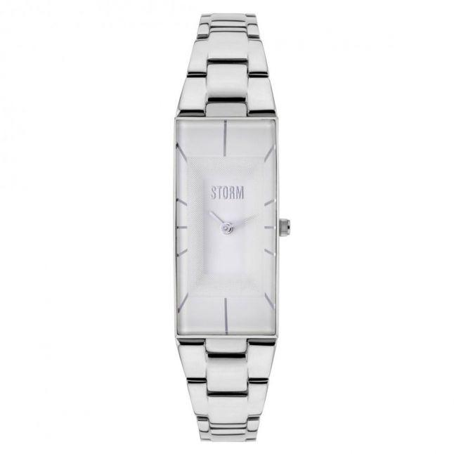 Womens White Ixia Watch