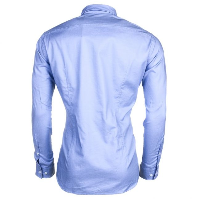 Mens Open Blue C- Buster L/s Shirt