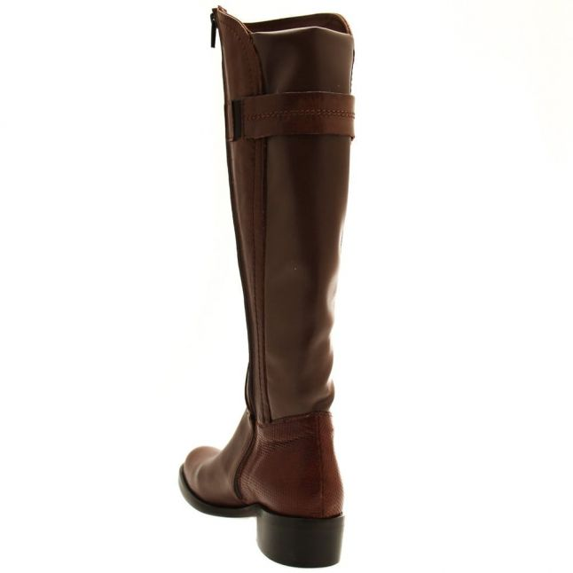 Womens Tan Santosa Boots