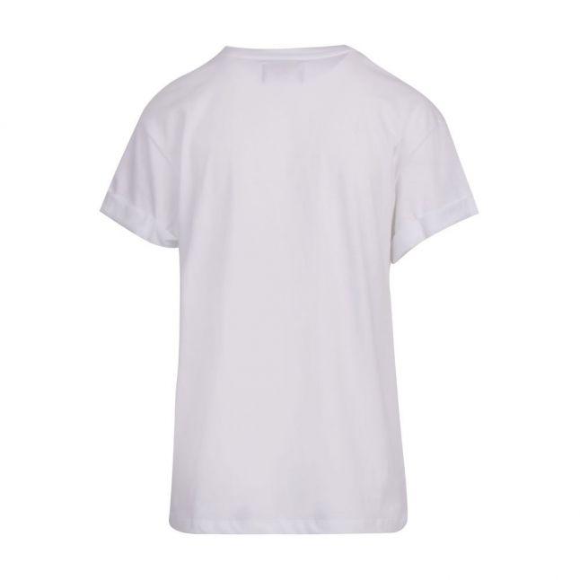 Womens White Sitka S/s T Shirt