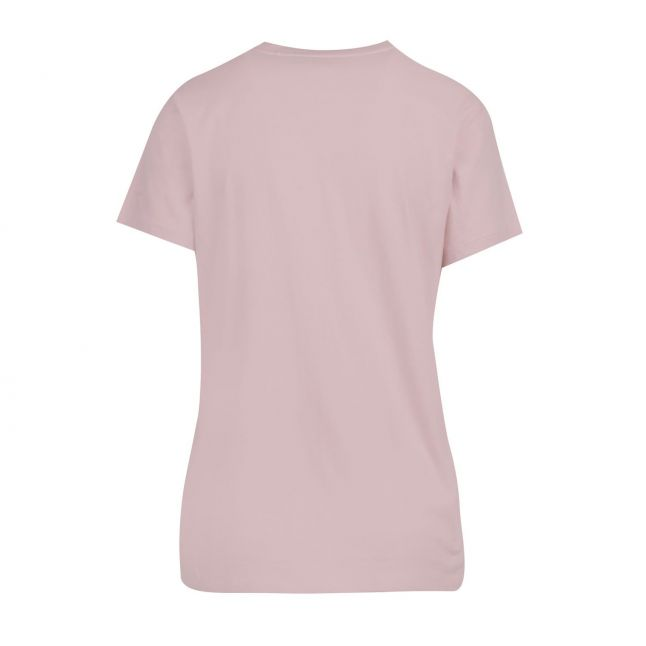 Womens Sepia Rose The Perfect Tee Serif Logo S/s T Shirt