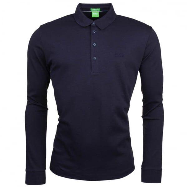 Mens Navy C- Paderna S/s Polo Shirt