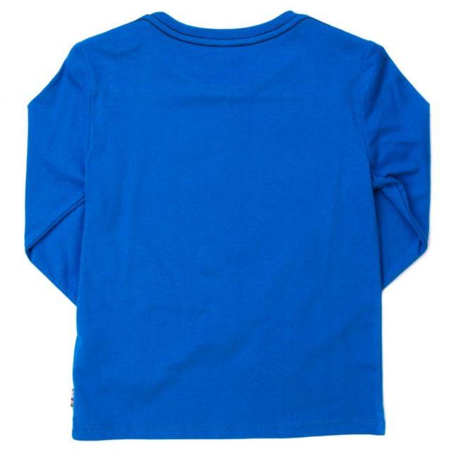Boys Frozen Blue Mowgli L/s Tee Shirt