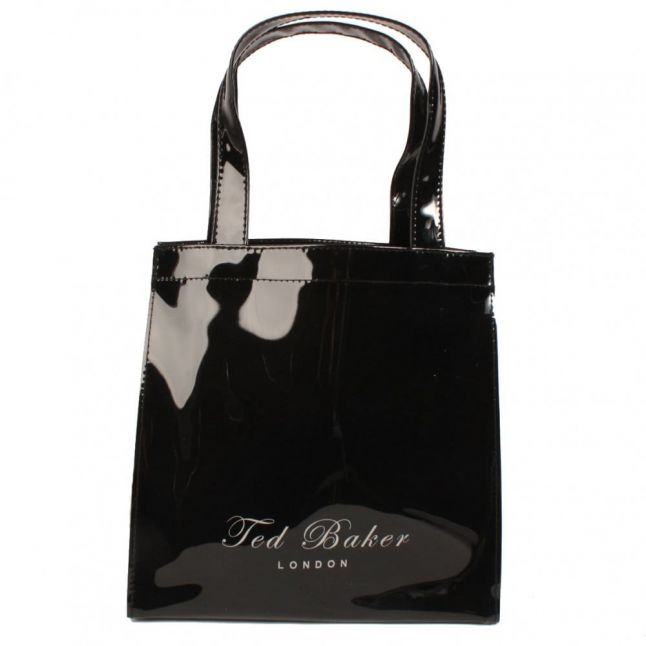 Tinycon Bow Bag in Black