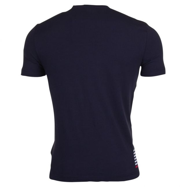 Mens Night Blue Train Core ID Tee Shirt