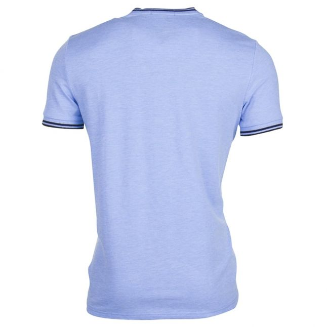 Mens Light Smoke Twill Jersey S/s Tee Shirt