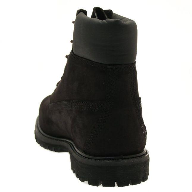 Womens Black 6 Inch Premium Boots