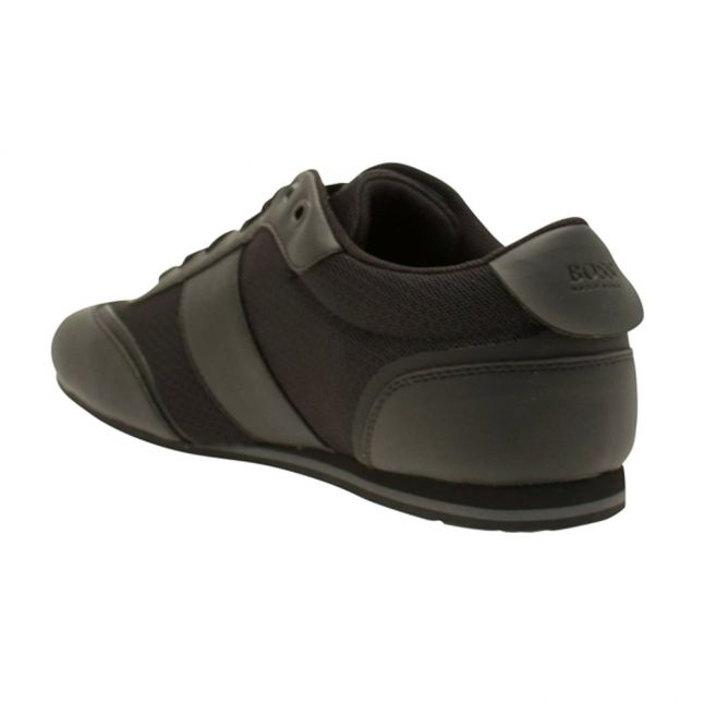 Athleisure Mens Black Lighter_Lowp Trainers