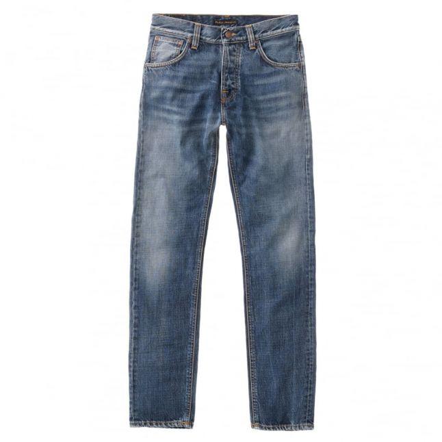 Mens Crispy Crumble Steady Eddie Regular Fit Jeans