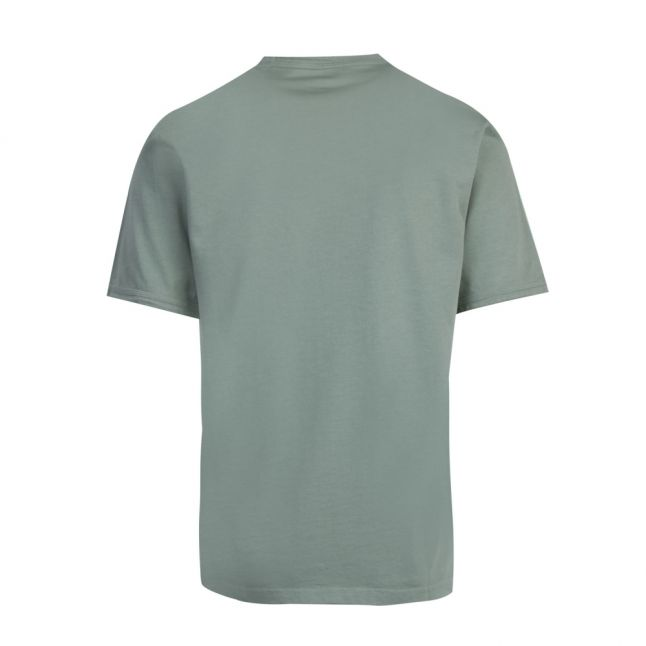 Anglomania Mens Green New Classic Arm & Cutlass S/s T Shirt