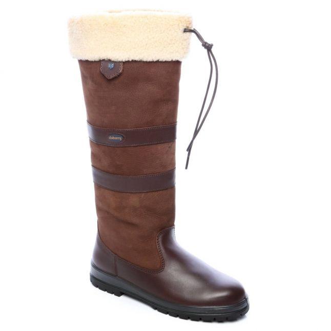 Womens Walnut Kilternan Boots