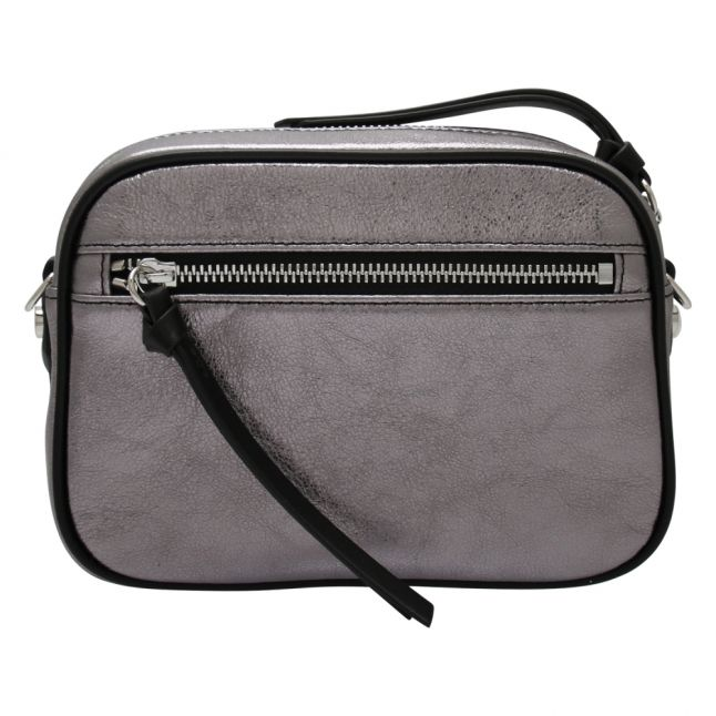 Womens Silver Anna Orb Camera Bag