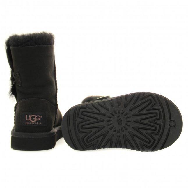 Toddler Black Bailey Button Boots (6-11)